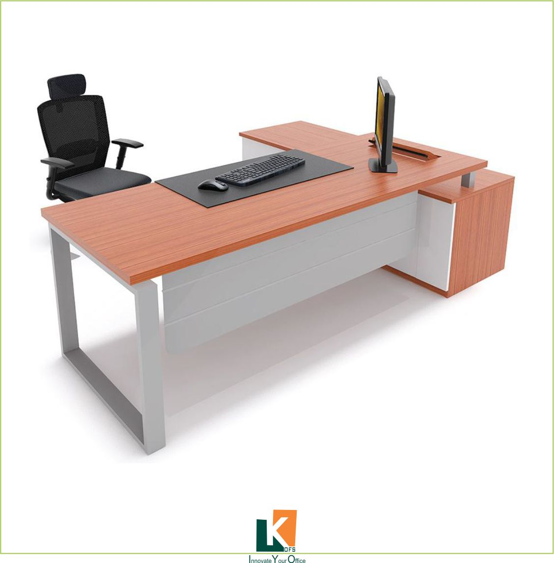 office table and furniture
