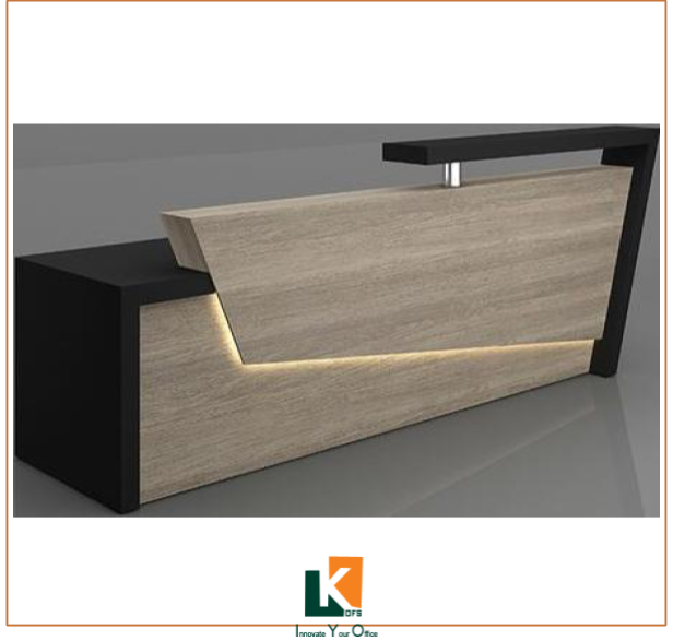 modular reception table