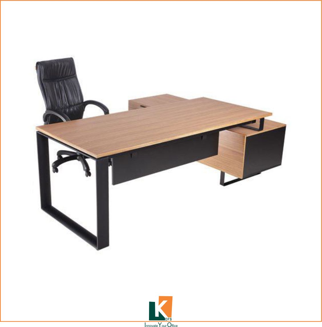 Modular office furniture |Chairs| KOFS| Easy Assemble