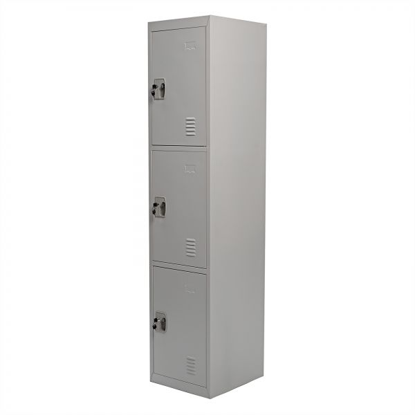 Steel lockers and almirah