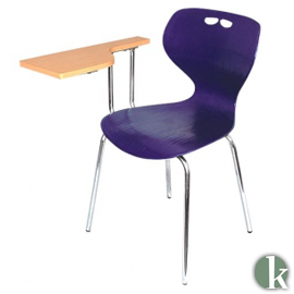 Traning chair,writing pad chair